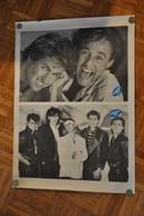 DURAN DURAN PLAKATE - POSTER 70 X 50 Cm - Plakate & Poster
