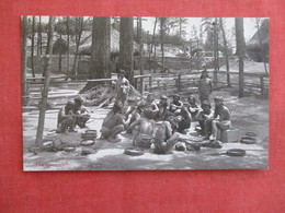 Igorrotes Tatooed Warriors 1909 Alaska Yukon Pacific Expo. -ref 2922 - Exhibitions