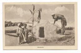 MARABUTTO - RETRO DESCRIZIONE  FP - Libya