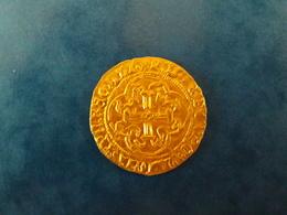 LOUIS XI ECU D'OR A LA COURONNE - 1461-1483 Louis XI Le Prudent
