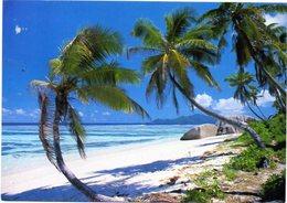 Anse Source D'Argent, La Digue, SEYCHELLES - Seychelles
