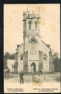 MAURICE - MAURITIUS - Eglise Catholique De MAHEBOURG - Voyagée 1910 - Scans Recto Verso - Paypal Free - Maurice