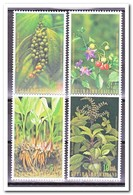 Thailand 2001, Postfris MNH, Plants - Thailand