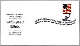 2004 U.S. OLYMPIC TEAM TRIALS - WATER POLO. Long Beach CA 2004 - Winter 1932: Lake Placid