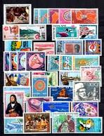 Polynésie Belle Collection De Poste Aérienne Neufs ** MNH 1968/1976. Bonnes Valeurs. TB. A Saisir! - Poste Aérienne