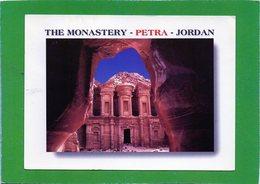 THE MOMASTERY - PETRA - JORDAN - Cm. 14,8 X 10,7 - Giordania
