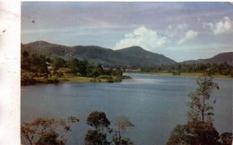 Lake Gregory-Nuwara Eliya - CEYLON - Sri Lanka (Ceylon)