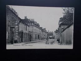 CHABLIS  Rue Jules Rathier 1905/20 - Chablis
