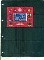 HONGRIE APOLLO-SOYUZ 1 BF NON DENTELE NEUF A PARTIR DE 2.25 EUROS - Space