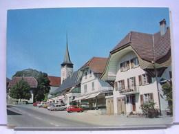 SUISSE - KERZERS - CHIETRES - AUTOMOBILES / CARS - FR Fribourg