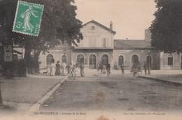 SAINT MENEHOULD - Sainte-Menehould