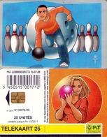 TARJETA TELEFONICA DE LUXEMBURGO. TJ15 (075) - Luxembourg