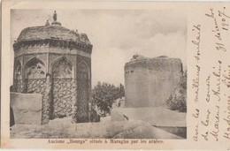 CPA IRAN PERSE PERSIA MARAGHA Anciens Bourgs édifiés Par Les Arabes 1908 - Iran