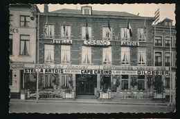 DIEST  FOTOKAART  CAFE CASINO - Diest