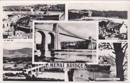 MENAI BRIDGE MULTI VIEW - Anglesey