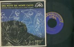 MOUSSORGSKY -UNA NOTTE SUL MONTE CALVO -ORCHESTRA FILARMONICA BOEMA -DISCO VINILE - Classica