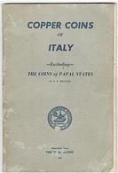 ITALIE - MONNAIES  - EKLUND - 1963. - Books & Software