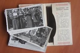 Photo CPA SCHOENBERG GEMMENICH 20' Pensionnat Maria Hilf Sacré Coeur Procession - Photos