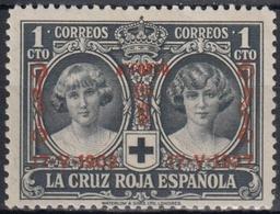 ESPAÑA 1927 Nº 349 NUEVO CON CHARNELA - Ungebraucht