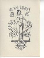 Ex Libris.80mm110mm. - Ex Libris