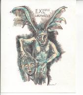 Ex Libris.95mm120mm. - Ex Libris