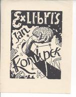 Ex Libris.110mm145mm. - Ex Libris
