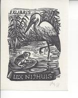 Ex Libris.75mm100mm.Damaged. - Ex Libris