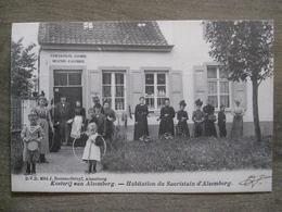 Cpa Alsemberg ( Beersel ) - Kosterij Van Alsemberg - Habitation Du Sacristain D'Alsemberg - DVD 9284 - Vieux Métier - Beersel