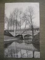 Cpa Hal Halle - Pont Du Canal - Edit. Vanden Broeck, Hal - 1903 - Halle