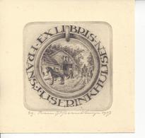 Ex Libris.110mm110mm. - Ex Libris