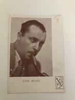 Carte Postale John WITJES - Singers & Musicians