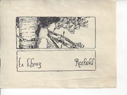 Ex Libris.135mm100mm. - Ex Libris
