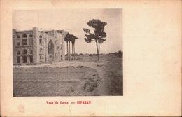 3 Cartes - Asie - Iran - Isfahan - Ispahan - Dos Non Divisés - SC72-1 -  R/v - Iran