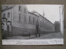 Cpa Alsemberg ( Beersel ) - Pensionaat Der Duitsche Zusters Te Alsemberg - Pensionnat Des Soeurs Allemandes - Dvd 8783 - Beersel