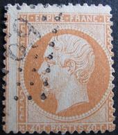 LOT FD/1735 - NAPOLEON III N°23 - LGC - Piquage Décalé - 1862 Napoleon III