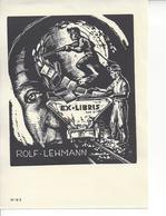 Ex Libris.105mmx150mm. - Ex Libris