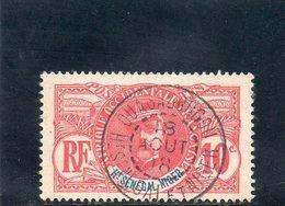 HAUT-SENEGAL ET NIGER 1906 O - Haut-Sénégal Et Niger (1904-1921)