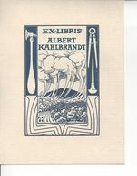 Ex Libris.90mmx120mm. - Ex Libris