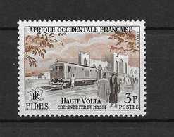 LOTE 1709  ///  ALTO VOLTA *MH - El Alto Volta (1920-1932)