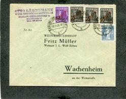 Berlin Brief 1949 - Berlin (West)