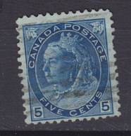 Canada 1898 Mi. 67 A     5 C. Königin Queen Victoria - Jamaica (1962-...)
