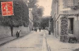 HONFLEUR - L'entrée De La Côte De Grâce - Honfleur