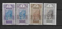 LOTE 1710  /// REPUBLICA DE GUINEA *MH - Guinea Francesa (1892-1944)