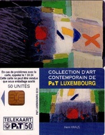 TARJETA TELEFONICA DE LUXEMBURGO. SC21 (045) - Luxembourg