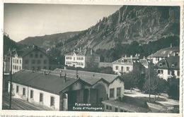 SUISSE FLEURIER Ecole D'Horlogerie - NE Neuchâtel