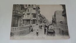 WIMEREUX : La Rue Des Dames   ,n°120 - Andere Gemeenten