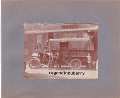 PHOTO - 60- MONTATAIRE - CAMION DE LA BRASSERIE Format De La Photo 11cm Sur 8 - Montataire