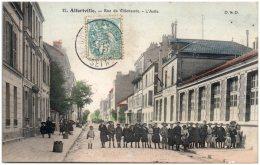 94 ALFORTVILLE - Rue De Villeneuve - L'asile - Alfortville