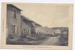 Près De Baccarat, PETTONVILLE - Bon état - France