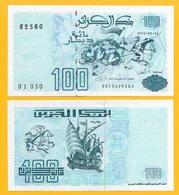 Algeria 100 Dinars P-137 1992 UNC - Algeria